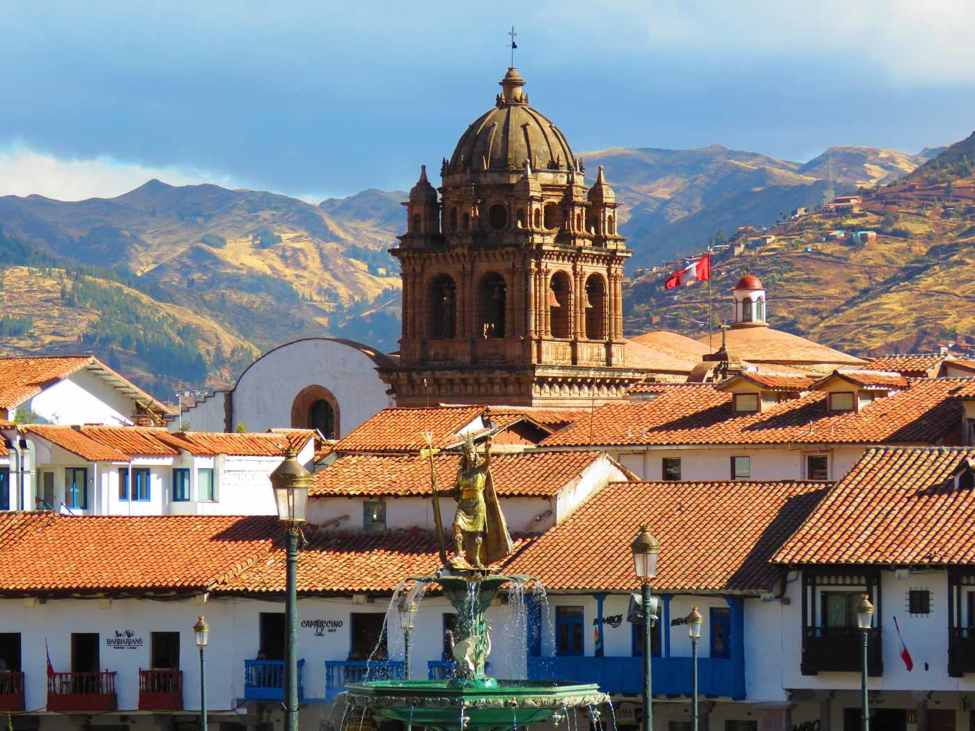 Paquetes a Cusco y Machu Picchu todo incluido