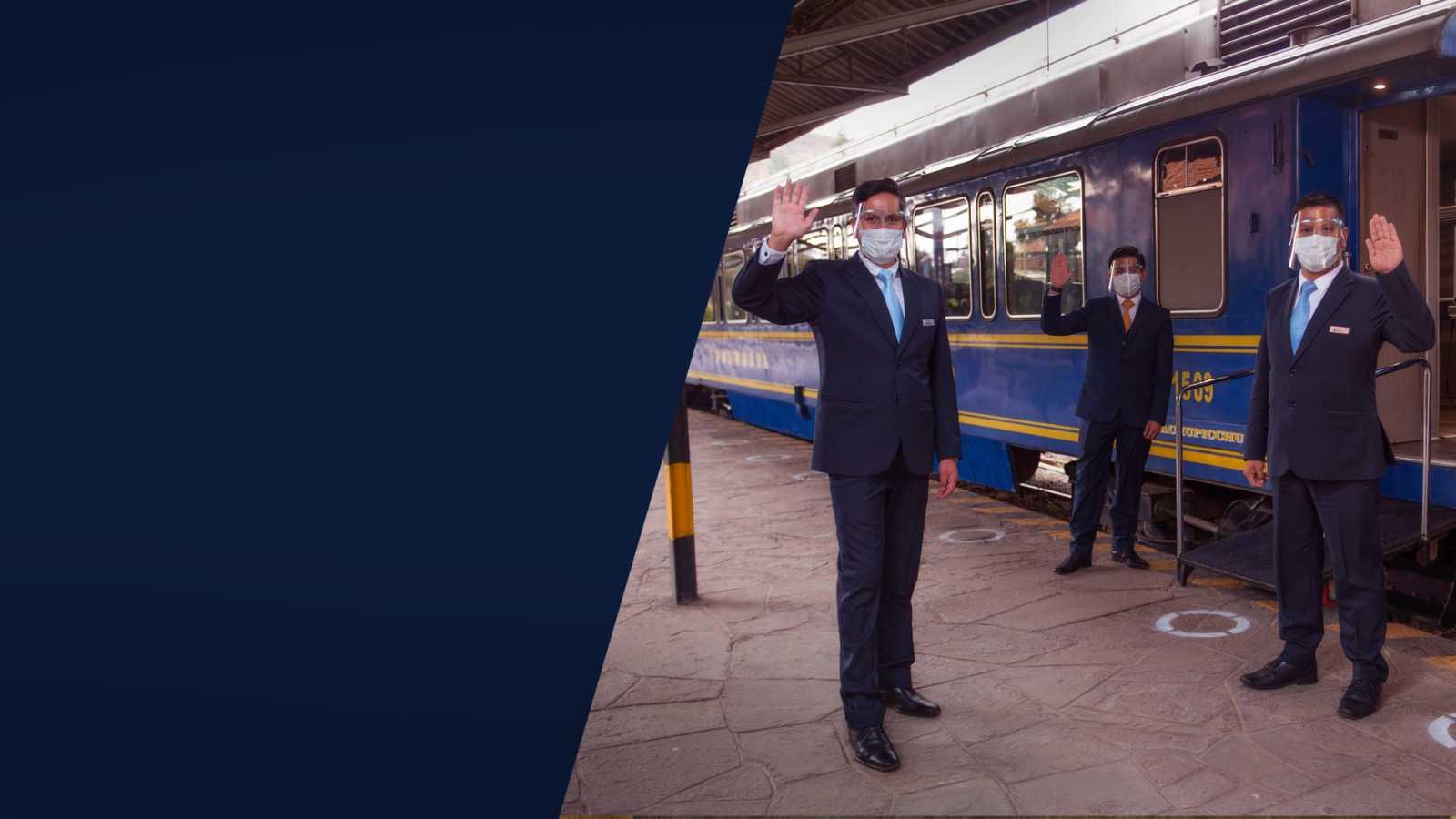 trenes para el turista peruanos