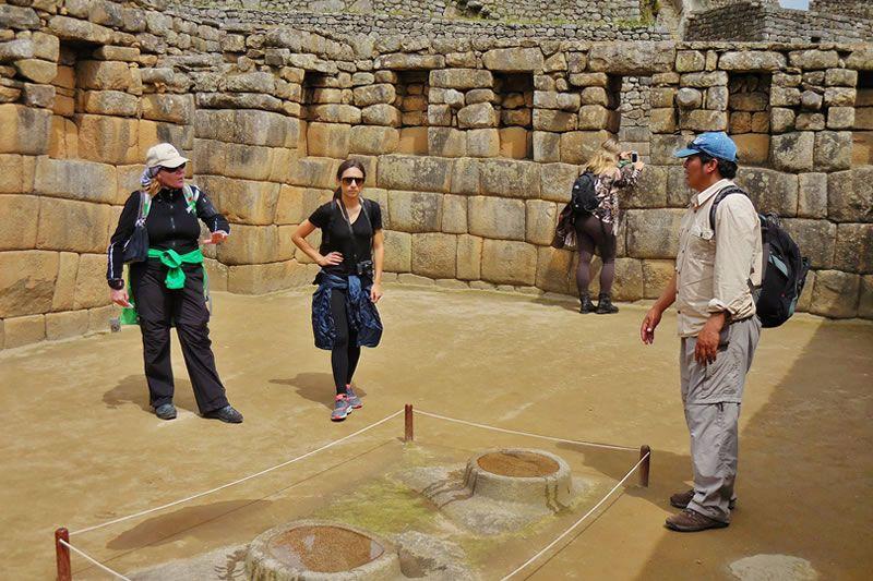Contrata un Guía oficial en Machu Picchu