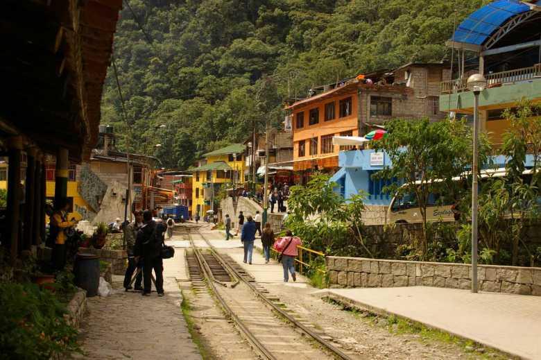 Tour de Machu Pichu - Aguas Calientes