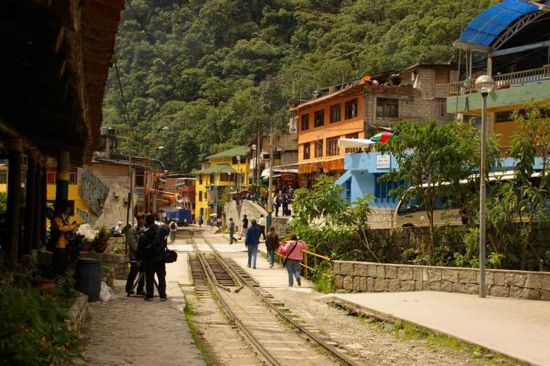 Tour a Machu Picchu 2019 - Aguas Calientes