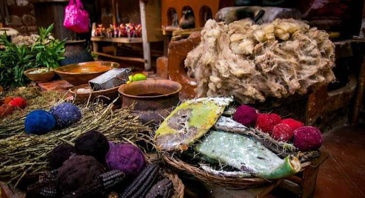 Textileria en Chincheros