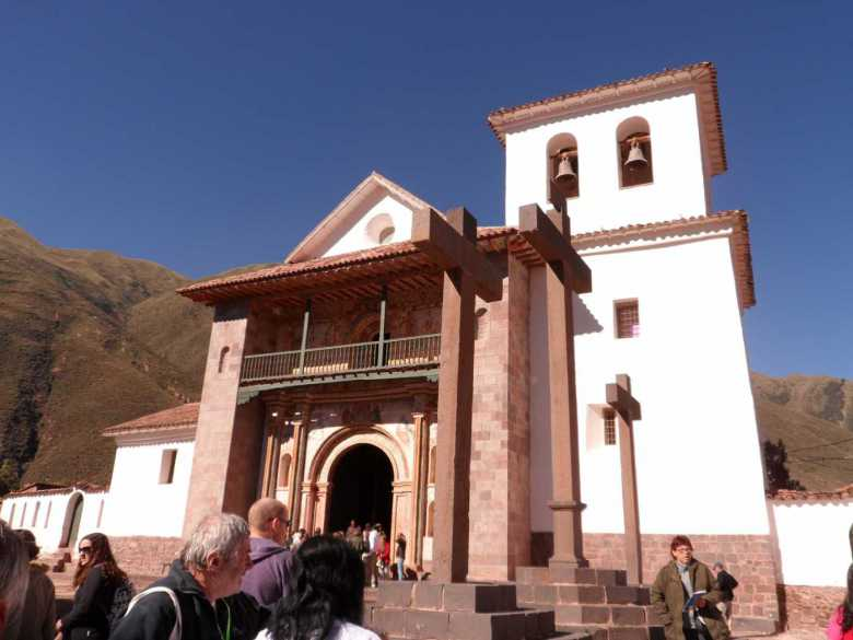 Capilla sixtina - Valle Sur Cusco