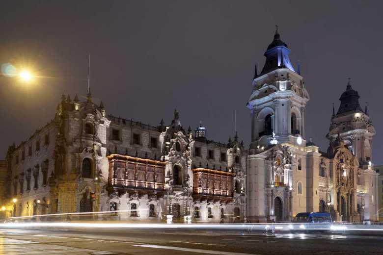 Paquetes turísticos Perú - Lima