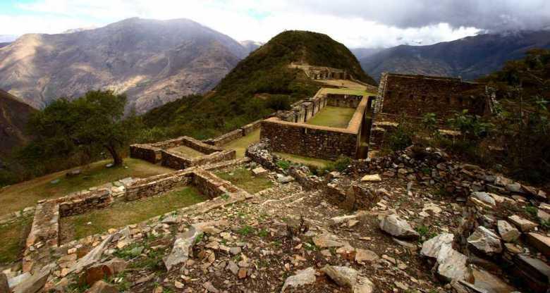 Excursiones en Choquequirao - Trekking 4 días