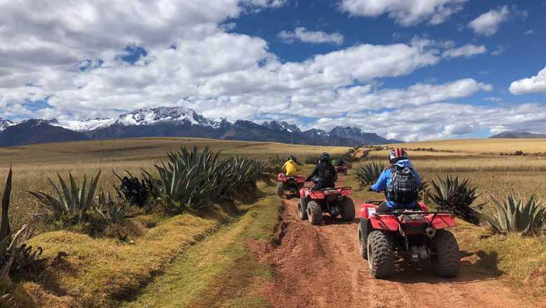 Cuatrimotos Maras Moray Cusco