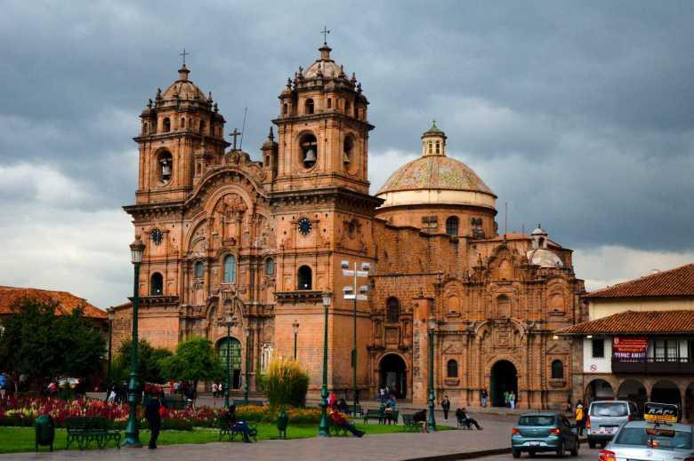 Paquetes turisticos - Plaza de armas Cusco