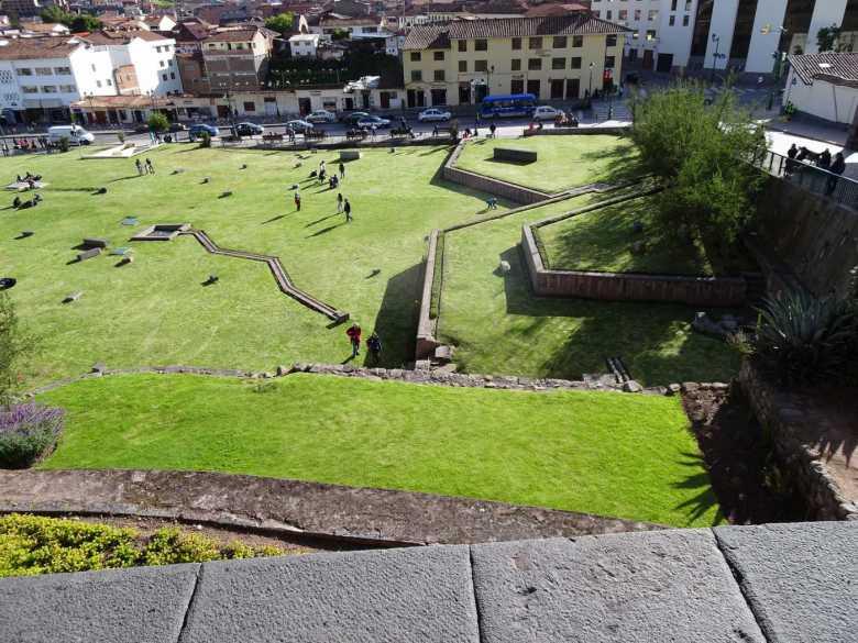 Paquetes turísticos en Cusco - Qoricancha - Recinto de Oro