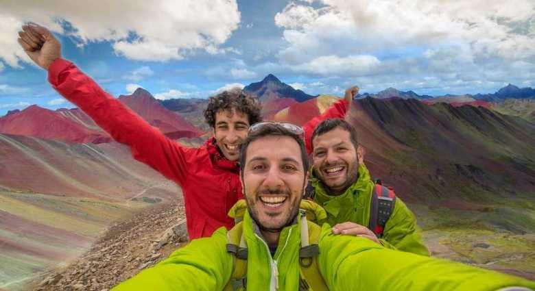 tour a cusco montaña de colores