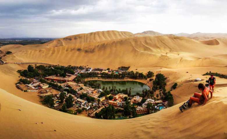 Paquetes turisticos - Huacachina - Nazca