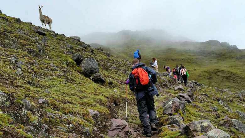 Valle de Lares Trek - Cusco - Machu Picchu