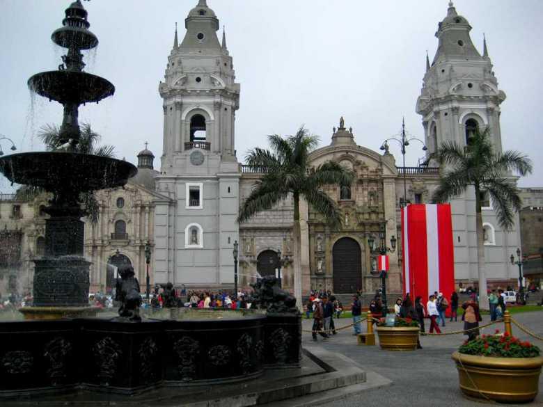 Tours en Perú Lima - Plaza de Armas