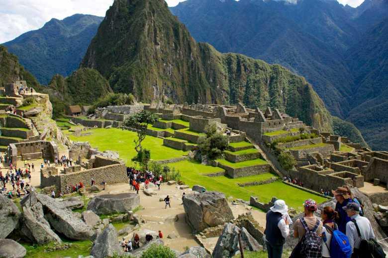 Excursión en Machu Picchu