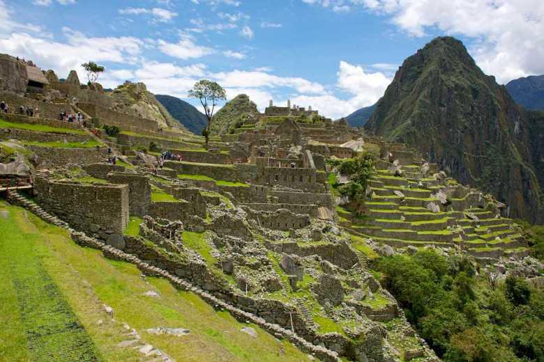 Paquetes turísticos Cusco Machu Picchu - Ciudadela de Machu Picchu