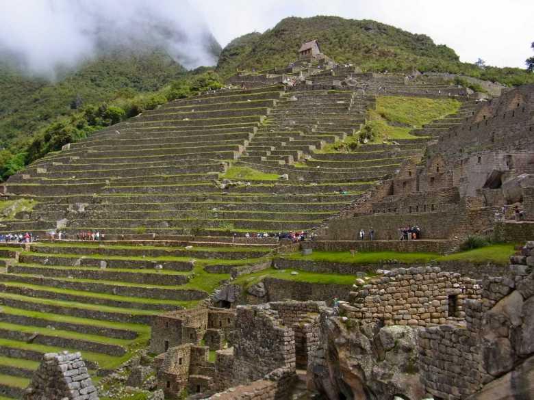 Boleto a Machu Picchu
