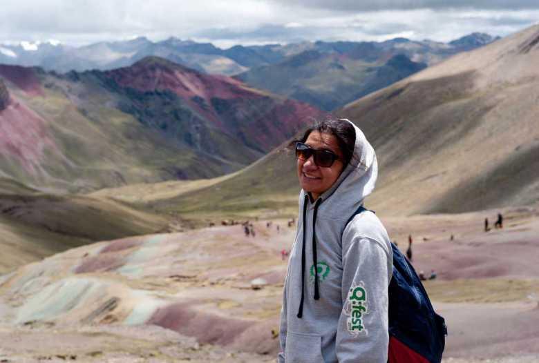 Machu Picchu y Montaña de Colores