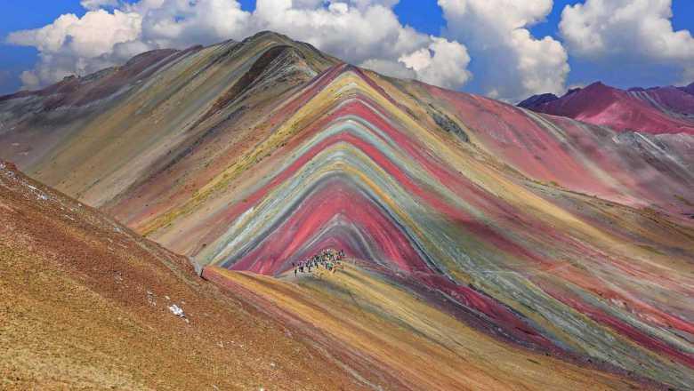 Montaña de 7 colores full day