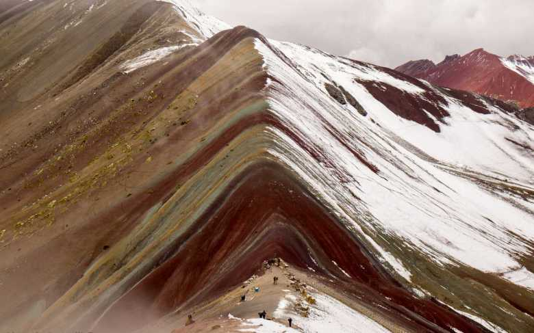 Montaña de 7 colores full day - Cusco