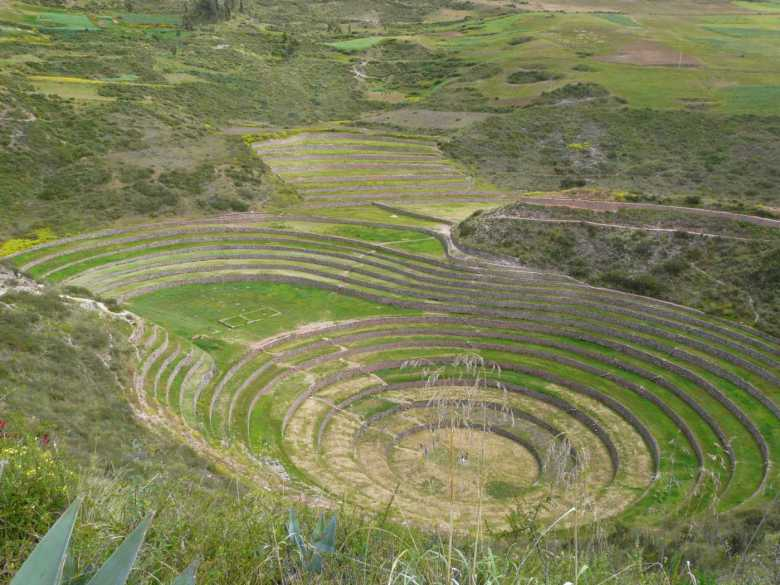Excursiones cusco - Moray