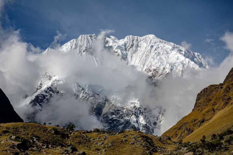 Machu Picchu tours - Abra Salkantay trekking