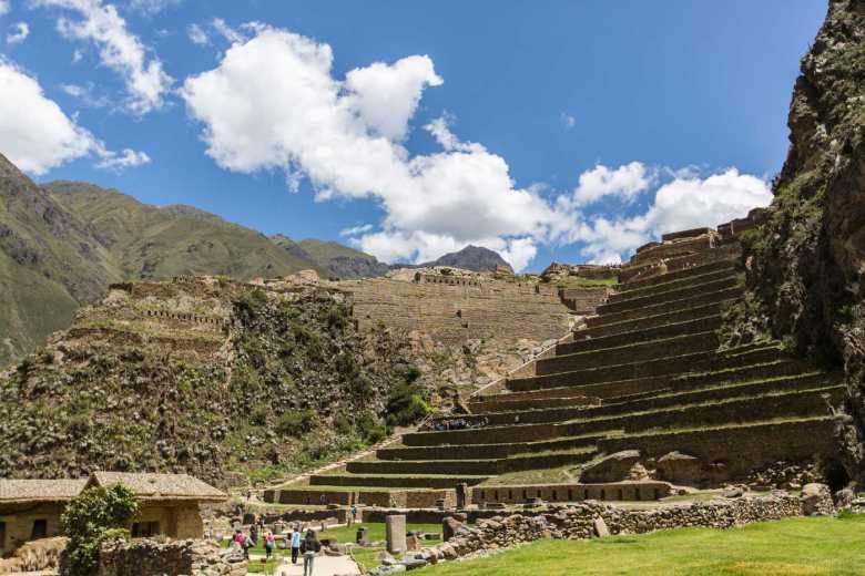 Paquetes a Machu Picchu - Ollantaytambo