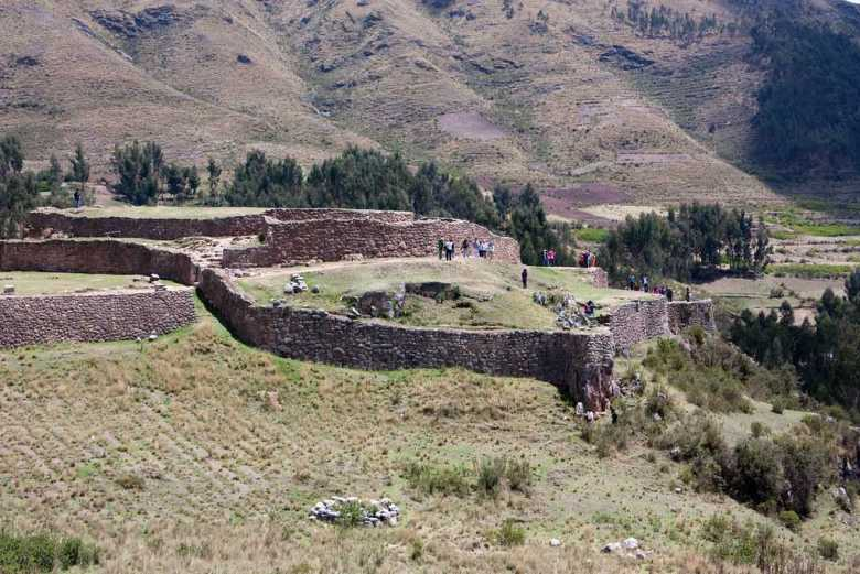 City Tour Cusco - Puca Pucara