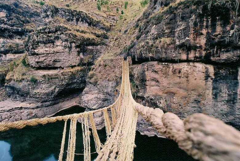 Tour al Puente de Qeswachaqa