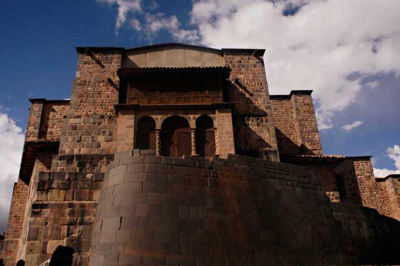 Viajes a Cusco - Templo de Qoricancha