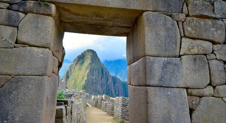 Ruinas inca de Machu Picchu