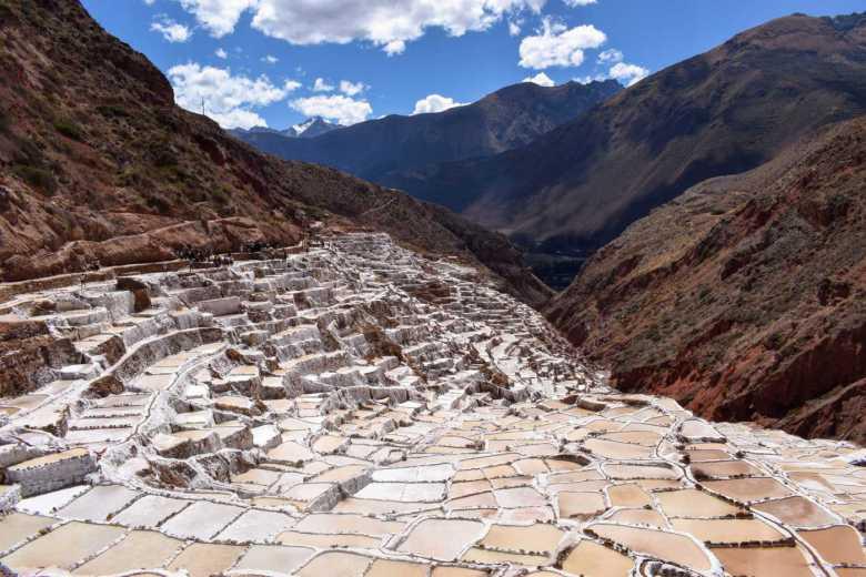 tour cuatrimoto cusco - Salinera Maras