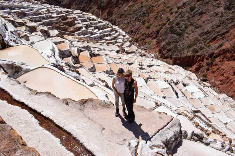 Tours en Perú - Salinera de Maras Cusco