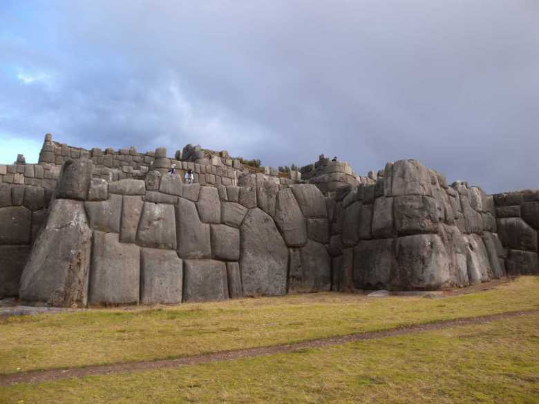 City Tour en Cusco Full day - Fortaleza de Saqsayhuaman