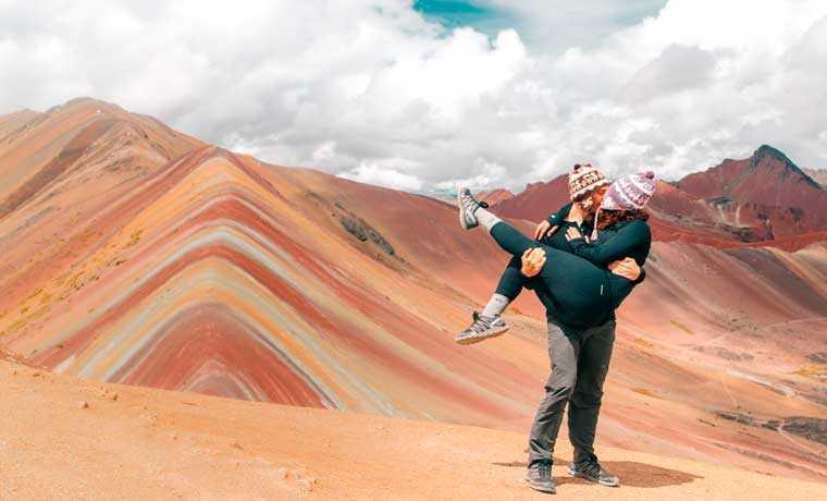 tour montaña de colores en cuzco