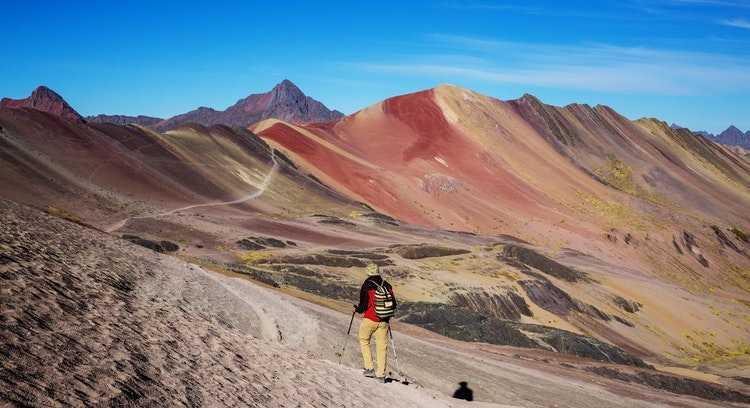 montaña de vinikunka
