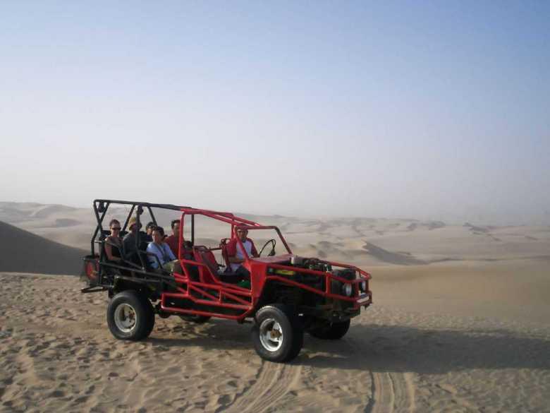 Excursiones en Perú - Tubulares en Ica Huacachina