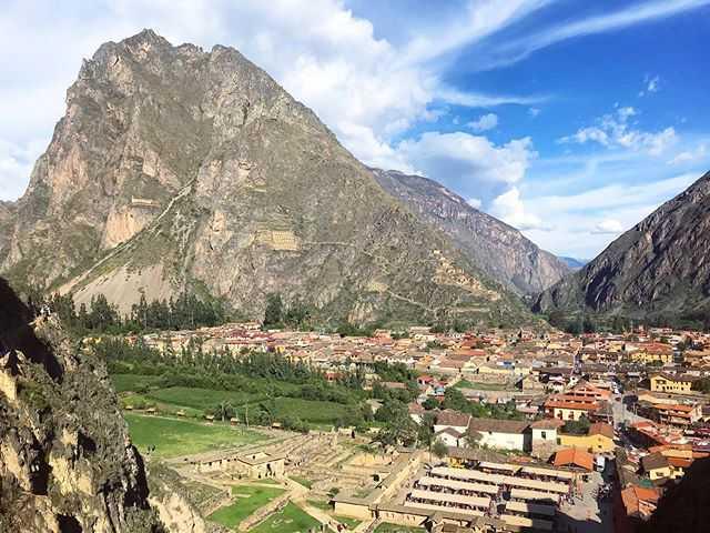 Tour al Valle Sagrado Cusco