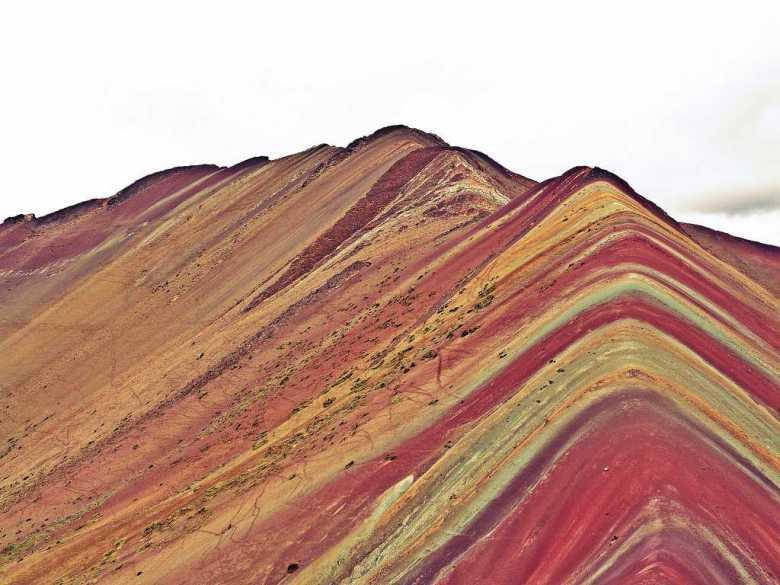 Excursión a la montaña de colores