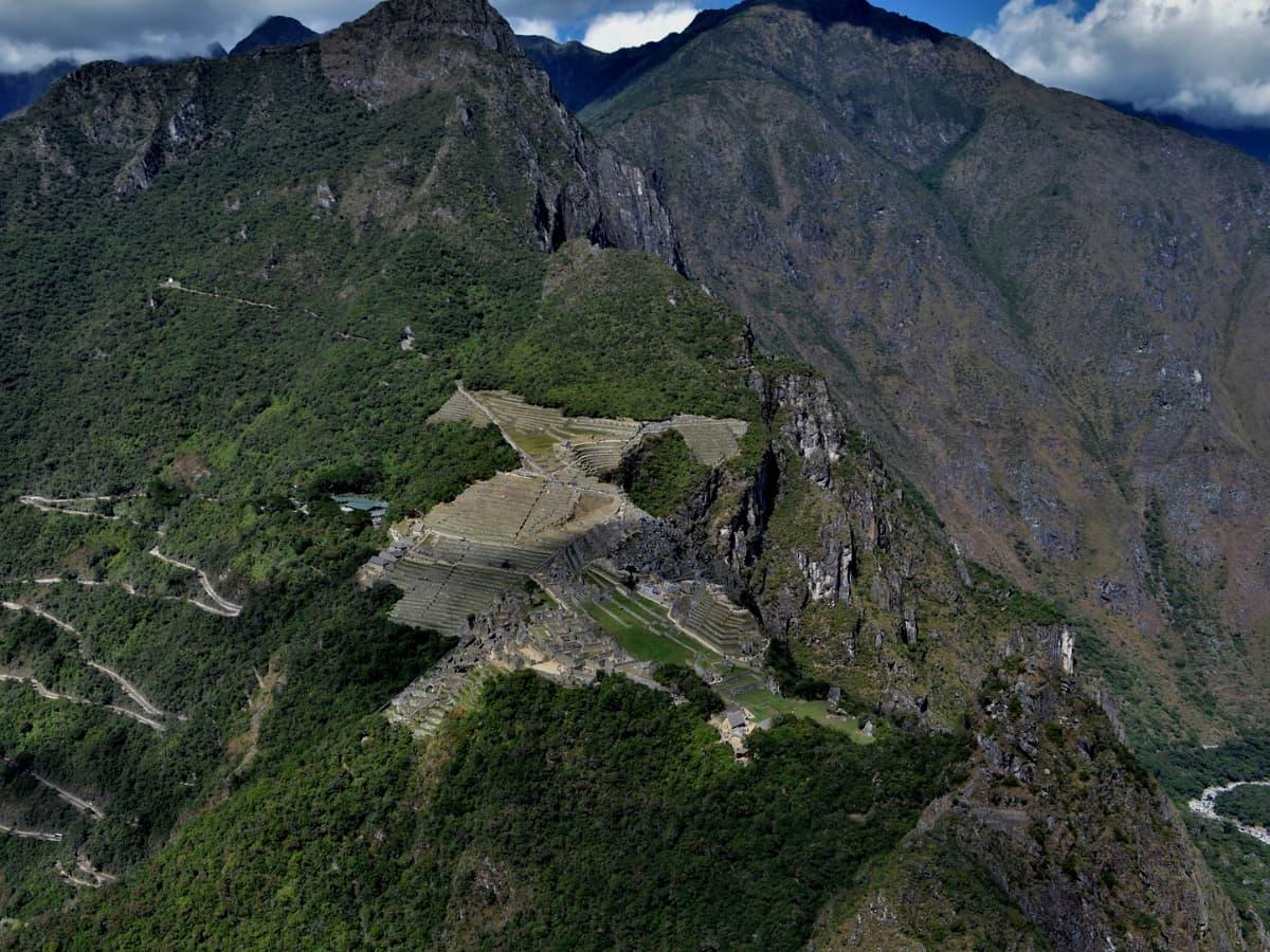Precio de la entradas a la Montaña de Huayna Picchu