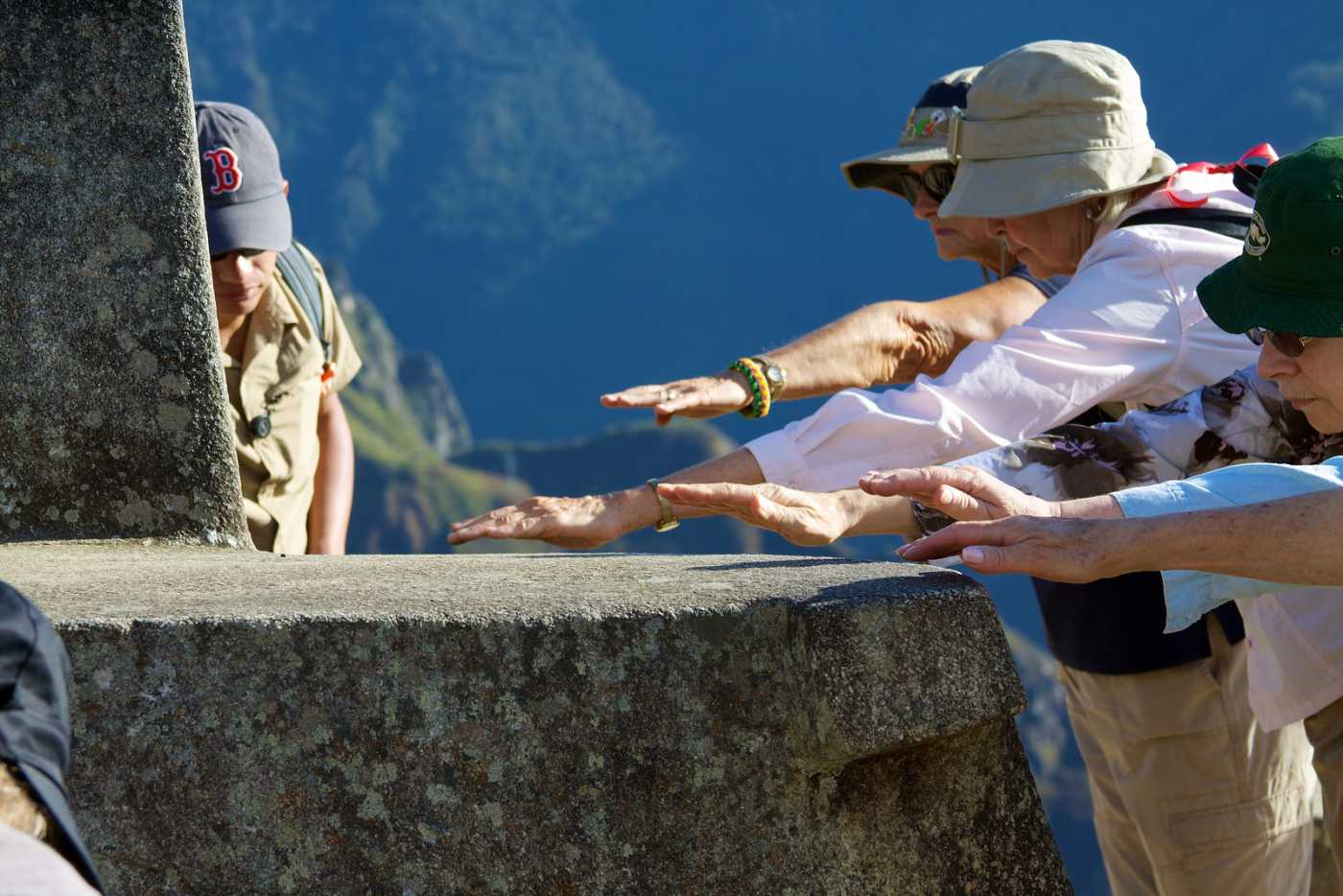 Contratar un Guía en Machu Picchu