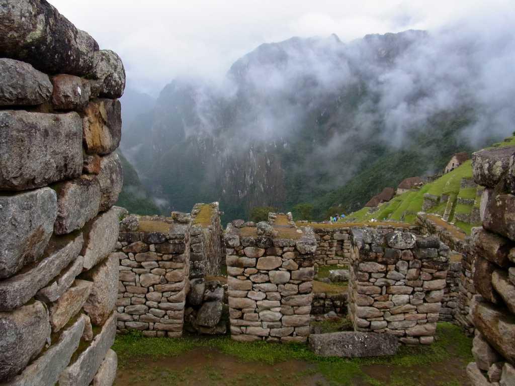 Machu Picchu y Wayna Picchu