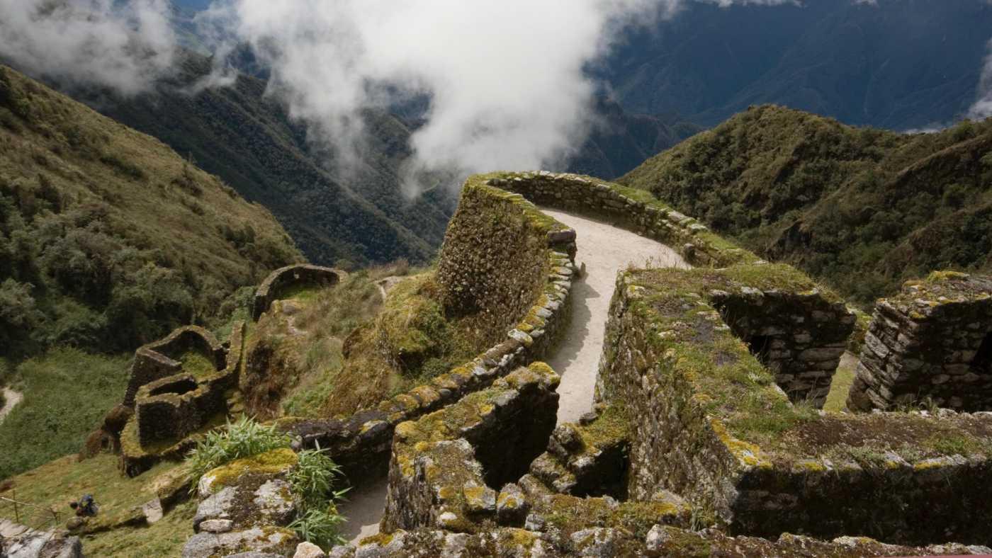 Camino Inca a Machu picchu 2 días