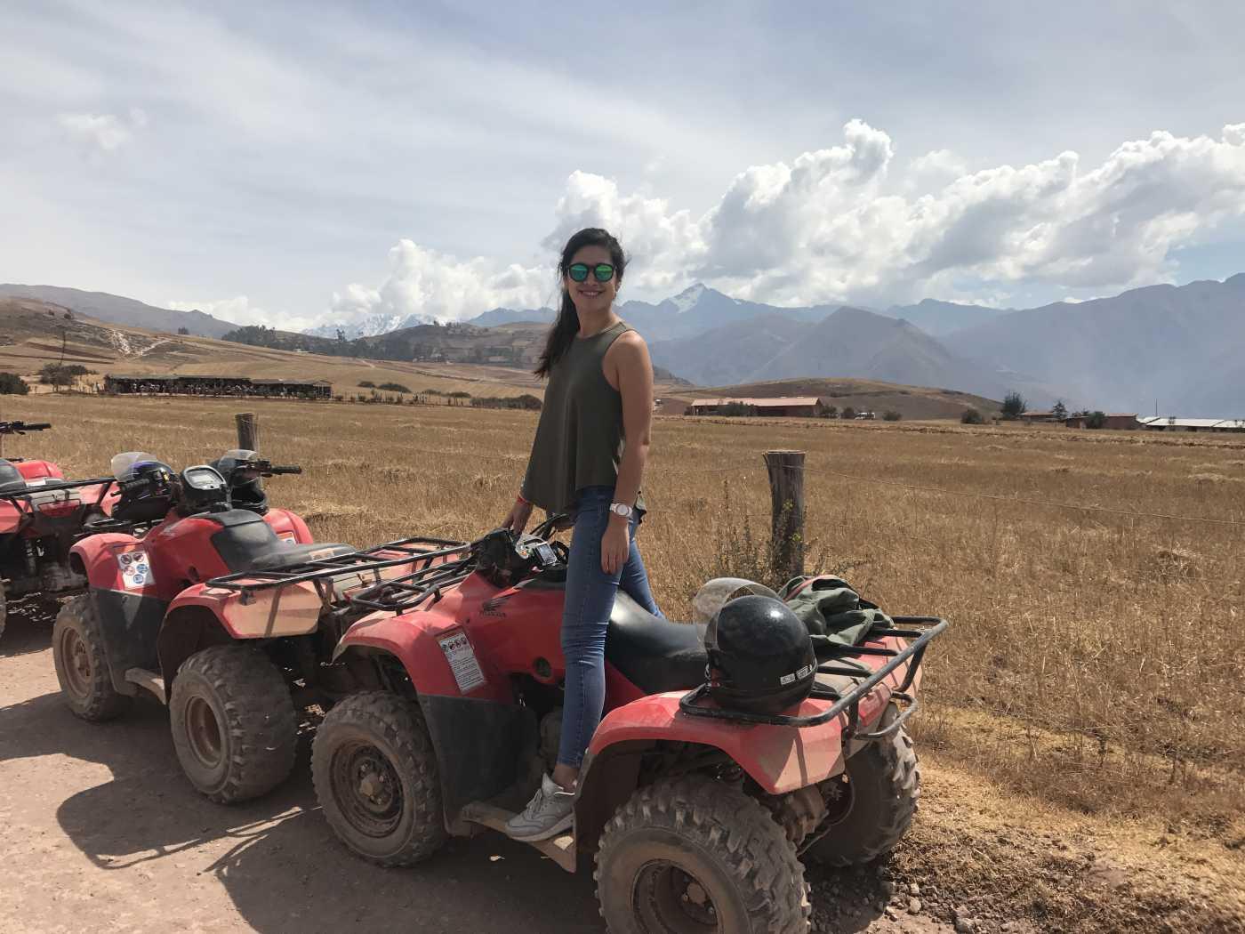 Tour en Cuatrimotos Maras y Moray