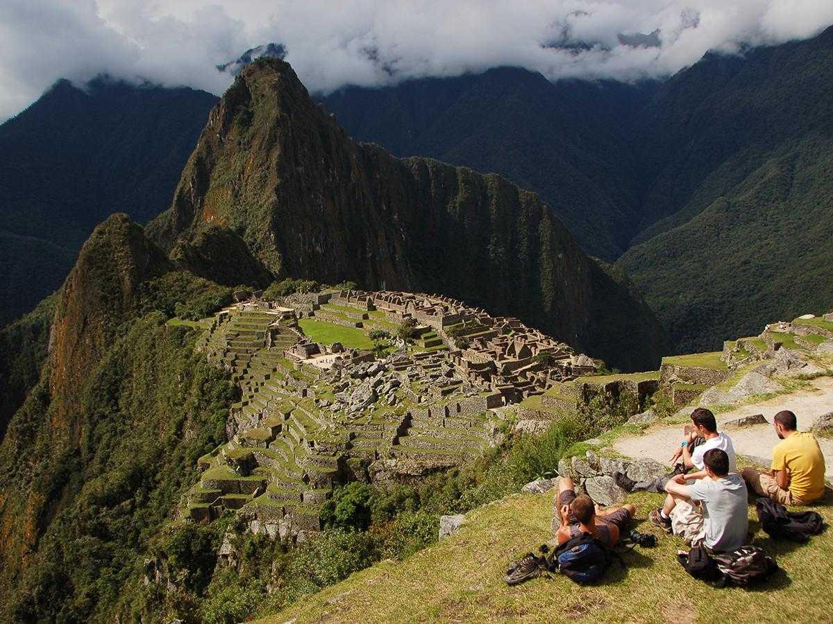 Reserva tu Entrada a Machu Picchu
