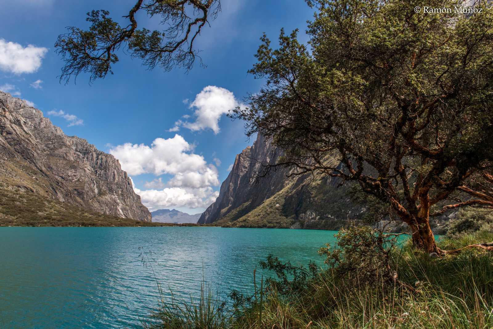 Laguna de Llanganuco 1D