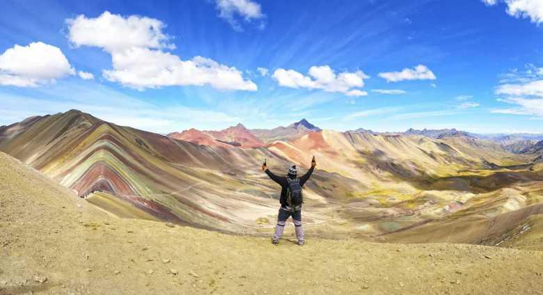 Montaña de colores - Nueva ruta Cusco