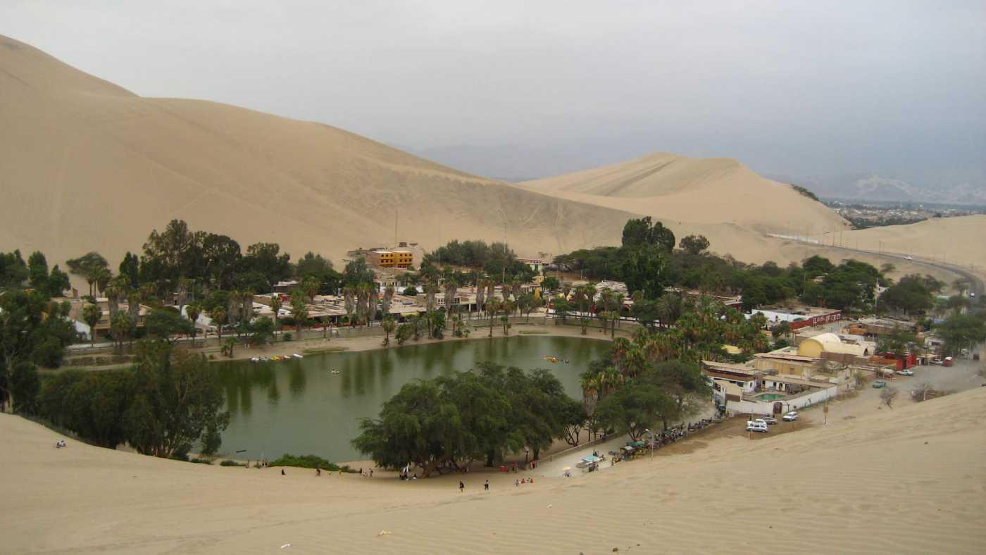 Lineas de Nazca y Machu Picchu 8 días