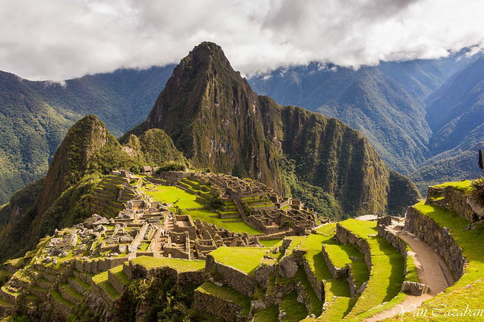 Tour a Machu Picchu Full Day