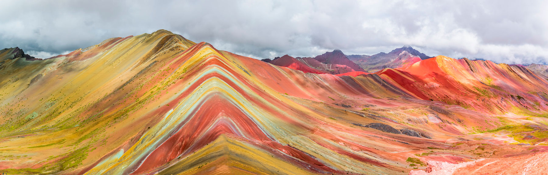 Tour a Machu Picchu y Montaña de Colores 2 dias