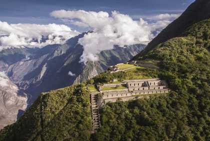 Choquequirao Trek Cusco 4 días