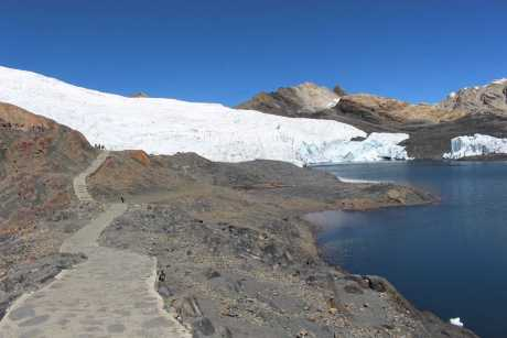 Tour Nevado Pastoruri